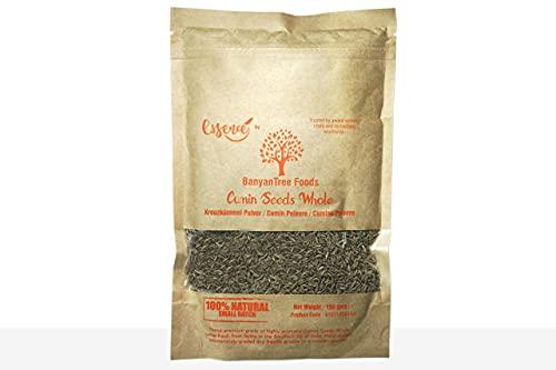 Confezione risigillabile grande semi di cumino fresco 150 g