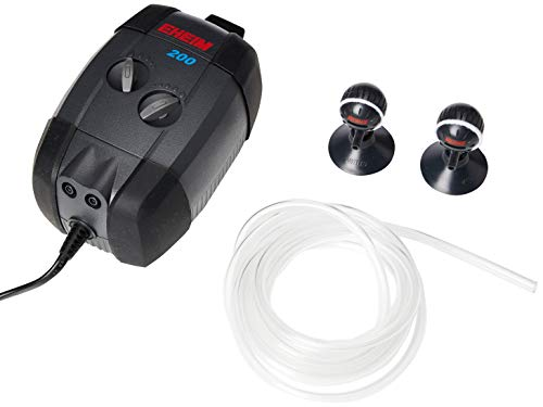 Eheim 3702010 Luftpumpe air pump regelbar