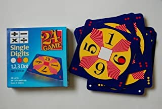 : 48 Card Deck, Single Digit Cards Math Game