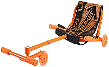 COOLBABY cheap Wave Roller Ride On Toy -kdc01-orange