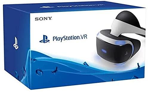 Sony Playstation VR Headset (Region-Free, EU...