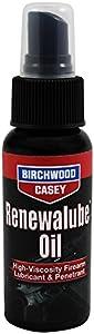 Birchwood Casey Renewalube Bio Firearm Oil 2 Ounce Pump