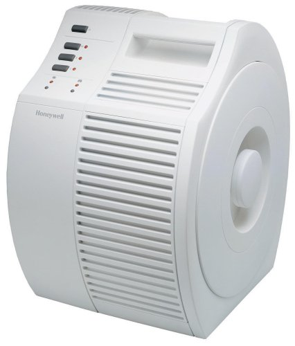 Amazing Deal Honeywell 17000 HEPA QuietCare Air Cleaner,White