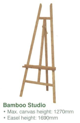 LOXLEY BAMBOO STUDIO DISPLAY ART PAINTING ARTIST EASEL ECO-680 by Loxley