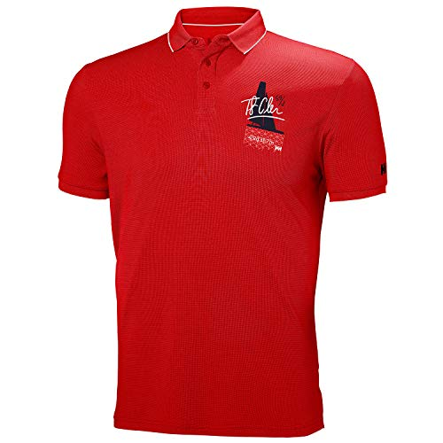 Helly Hansen HP Racing Polo - Flag Red M
