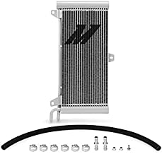 Mishimoto MMTC-RAM-94SL Silver Cummins Transmission Cooler for 1994-2002 Dodge Ram 5.9L