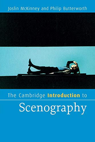 The Cambridge Introduction to Scenography Paperback (Cambridge Introductions to Literature)