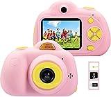 ToyZoom - Cámara de fotos infantil, 18 Mpx