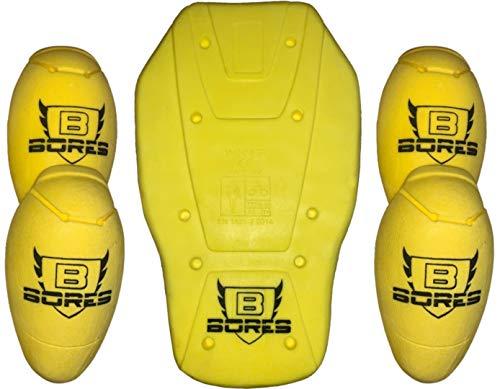 Bores Schulter/Ellenbogen/Rücken Protektoren Set