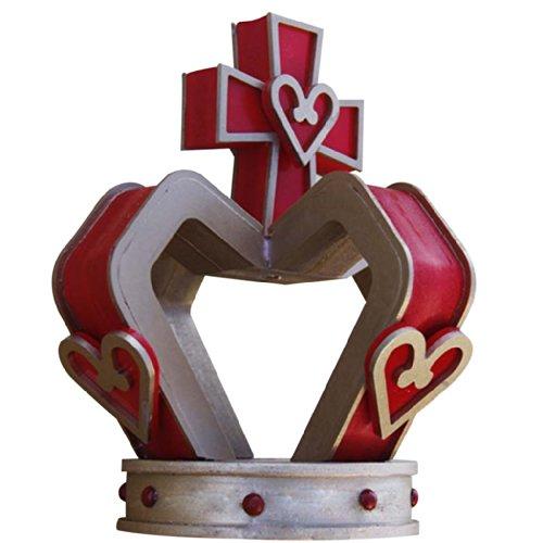 79cos Wonderful Wonder World(Heart no Kuni no Alice) Cosplay Prop Vivaldi Imperial Crown