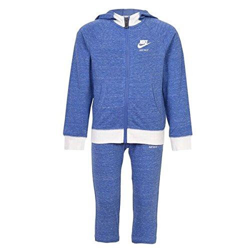 Nike Baby-Jungen 918-B9A Trainingsanzug, blau, 24 Meses