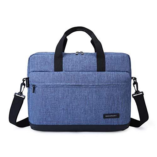 FICI Business Heren aktetas 15.6 Inch Laptop Tas Handtas Nylon Aktetas Kantoor Tassen