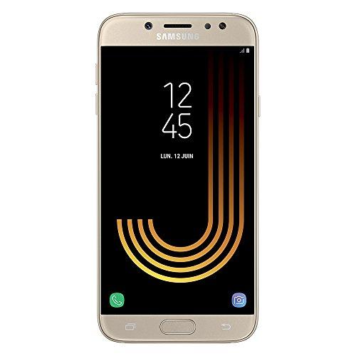Samsung Galaxy J7 (2017) Sm-J730F 14 Cm (5.5') 3 Gb 16 Gb Doppia Sim 4G Oro 3600 Mah