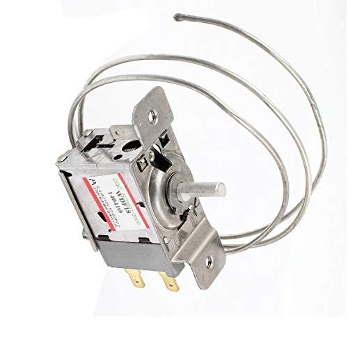 Aexit WDF18 3 Terminals Kühlschrank Kühlung Thermostat w 61cm Metallkabel (57daf18d28b1a7c915a4fdf13e2cd233)
