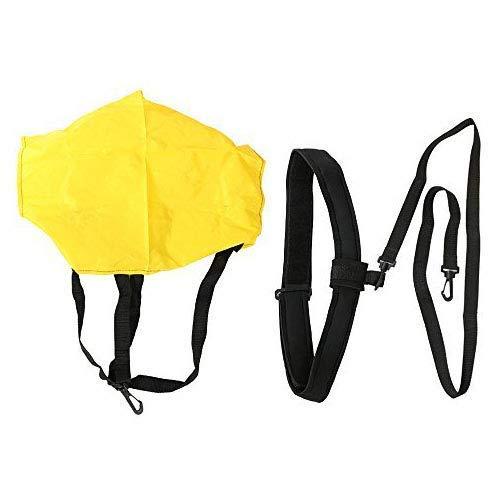 Xrten Cintura da Nuoto,Paracadute da Nuoto per Allenamento Stazionario Cinture di Nuoto Unisex