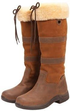 Dublin Eskimo Fleece Lined Boot