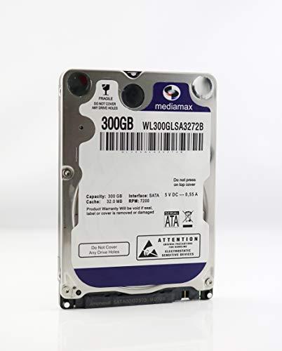 Mediamax 300GB interne Festplatte 2,5