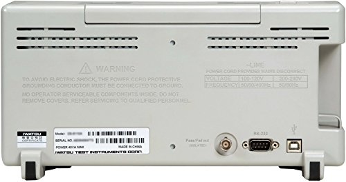 IWATSU(岩崎通信)『デジタル・オシロスコープ(DS-5105B)』