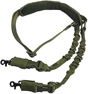 2 Point Rifle Sling Gun Strap with Shoulder Pad Adjustable Length