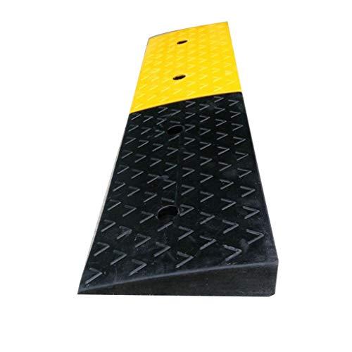 GXju-Car supplies Rampas CDingQ de goma resistentes al desgaste, para el garaje, el sótano, la instalación es fácil y cómoda.