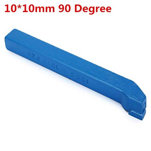 Hitommy 1010mm YT5 hardmetaal gekanteld extern draaigereedschap 90 graden draaibank snijden gereedschap