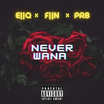 Never Wana (feat. PR8 & EQ)