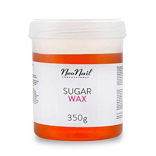 NeoNail Zuckerpaste 350g Sugar Wax zur Haarentfernung Strong Sugaring Brasilian Waxing beste Qualität für Anfänger und Profi's die beste Qualität Effizient