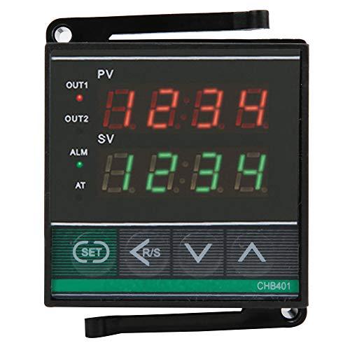 Yunnyp Display Digitale Regolatore Termostato Digitale Termostato Chb401 Regolatore Termostato Intelligente Ac180-240V 0-400 ?
