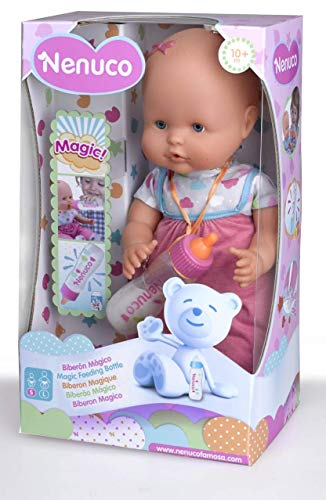 Nenuco de Famosa 700012691 Babypuppen, Mehrfarbig