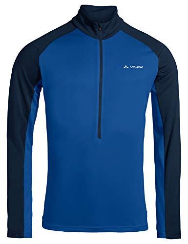 VAUDE Herren Men's Larice Light Shirt II Pullover, Signal Blue, XL