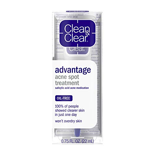 Clean & Clear Acne Spot Treatment 22 ml