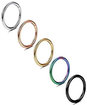 Best septum piercing ring Reviews