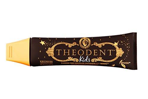 Theodent Kids Whitening Chocolate Chip 3.4 Oz