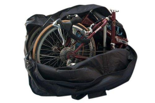 Lactancia Cool bicicleta transporte Folding Bolsa de transporte de bicicleta Bolsa de...