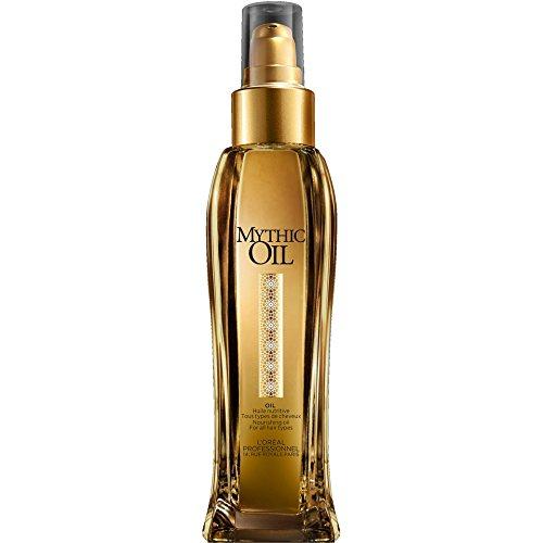 L'oreal Mythic Oil - Pour tous types de cheveux - 125 ml