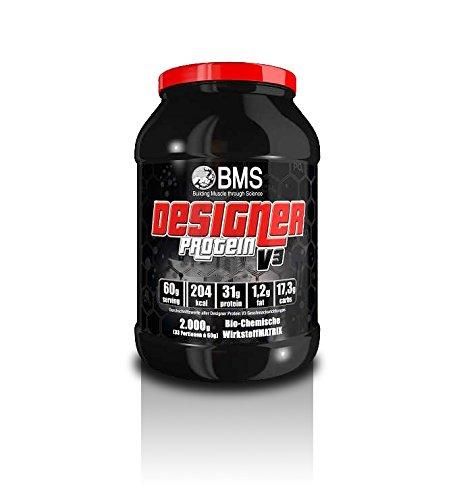 BMS Designer Protein V3 Schokolade 2000g