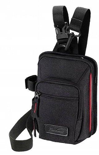 Canon 0038X887 Kamera Reisetasche DCC-2500 Hülle in schwarz für Canon PowerShot Serie
