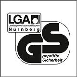 "Topstar Bürodrehstuhl Head Point Sy Inkl. Armlehnen ""P4"" schwarz/schwarz - 6"