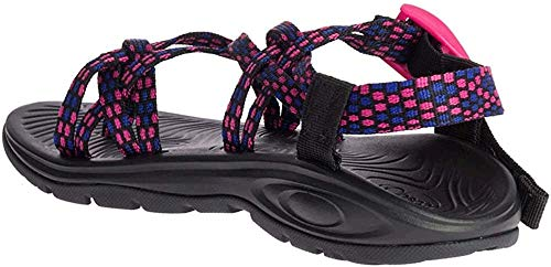 Chaco Women's Zvolv X2 Sandal, Scope Magenta, 5