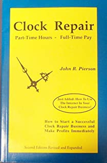 Clock Repair: Part-Time Hours, Full-Time Pay