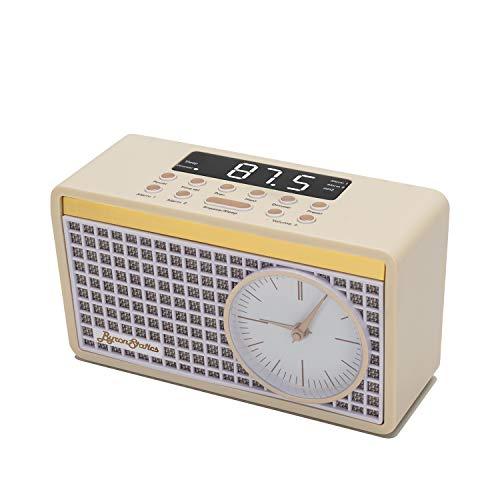 despertador vintage fabricante Byron Statics