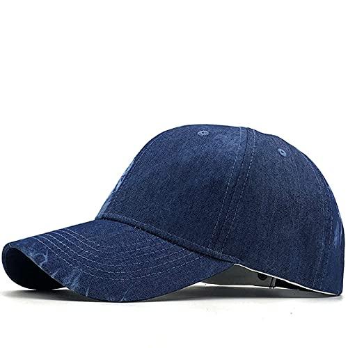Gorra de béisbol Primavera y Verano Gorra de algodón Tie-Dye Gorra de Pesca de Moda Hombres Mujeres Pareja Gorras Sombrero para el Sol al Aire Libre Sombrero Ajustable