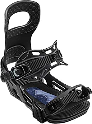 Bent Metal Joint Snowboard Bindings Mens