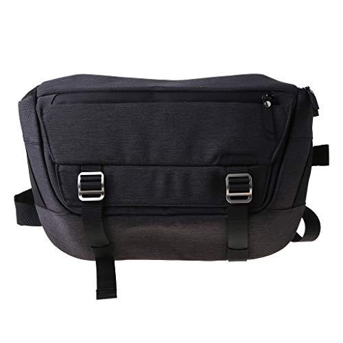 bfh Sling Camera Bag 5L Crossbody Tracolla Regolabile Impermeabile DSLR/SLR/Custodia Mirrorless
