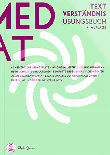 MedAT 2020 / 2021 I Textverständnis I Vorbereitung für das Aufnahmeverfahren Medizin MedAT in Österreich