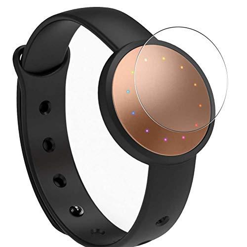 Vaxson 3 Stück Schutzfolie, kompatibel mit Misfit Shine 2 Smart Watch, Bildschirmschutzfolie TPU Folie [nicht Panzerglas] Neue Version