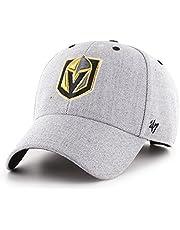47 NHL Vegas Golden Knights Storm Cloud MVP Cap – Acrylwolmix Unisex Baseball Cap Premium kwaliteit ontwerp en vakmanschap door generationele familie sportkleding merk