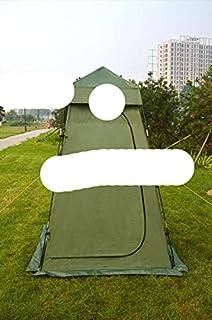 Protable Campingtält hållbart vattentätt regntätt solskydd stort utrymme utomhus omklädningsrum dusch privat tält