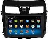 Compatible Para Nissan Altima TEANA3 2013-2015 Android 10.0 SAT NAV FM Radio Receptor Auto Audio Player Coche Estéreo 10.1 Pulgadas Pantalla Táctil LCD Monitor GPS Navegación,8 core 4G+WiFi 2+32GB