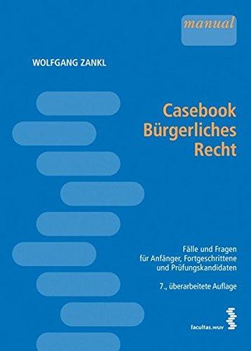 Casebook Bürgerliches Recht